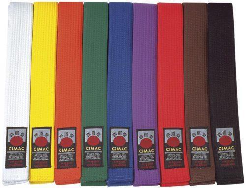 Karate & Judo Belts