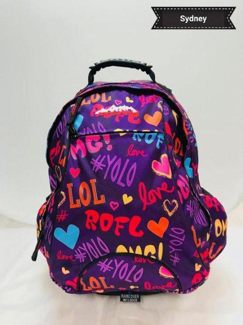 Schoolbag Specials