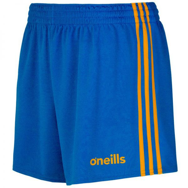 Royal and Blue O'Neill's GAA Shorts Mourne