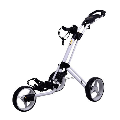 Powakaddy Twinline 4 Push Golf Cart