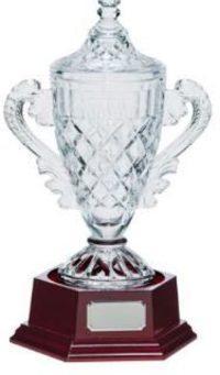 Lindisfarne Champions Cup & Vase Set