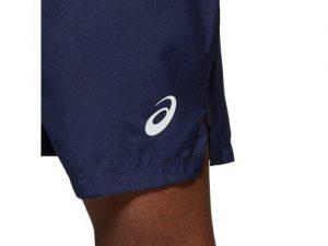 """Asics Silver 7"""" Shorts Mens"""