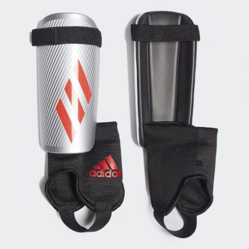 adidas X Youth Shin Guards - Silver