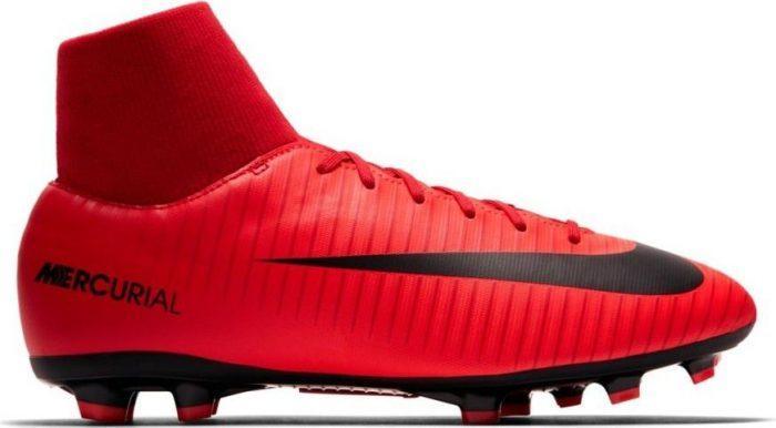 hot sale online 832d9 d4b9d Nike Junior Mercurial Victory Dynamic Fit FG Sock Boot