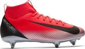 premium selection f073f 93409 Nike Mercurial Superfly 6 Academy SG Junior Sock Boot