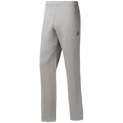 Reebok Training Essentials Fleece Open Hem Pants Mens