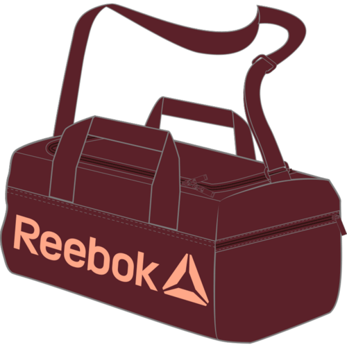 Reebok Active Core Medium Grip - Maroon
