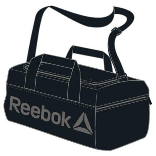 Reebok Active Core Medium Grip - Black/Grey