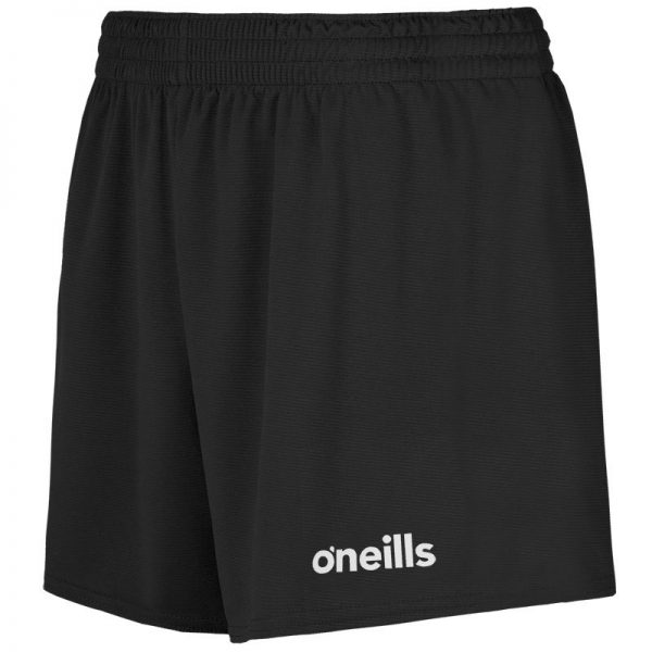 O'Neill's GAA Shorts Black Colgan Sports