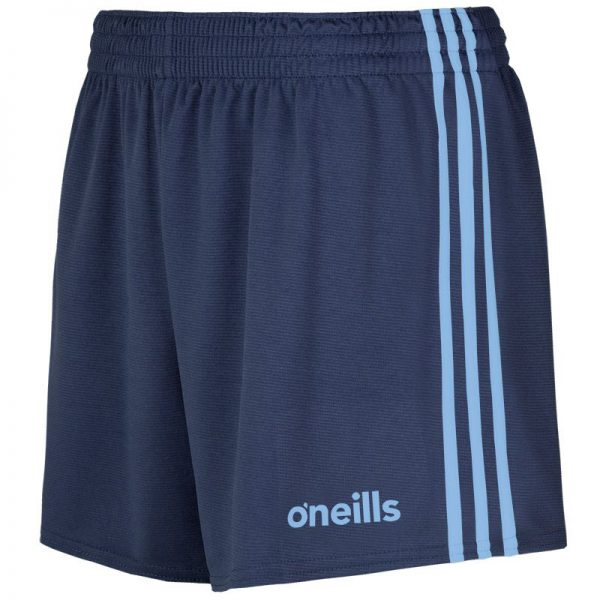 O'Neills GAA Shorts Navy Sky Colgan Sports