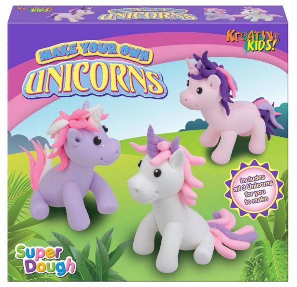 Make Your Own Unicorns-Super Dough