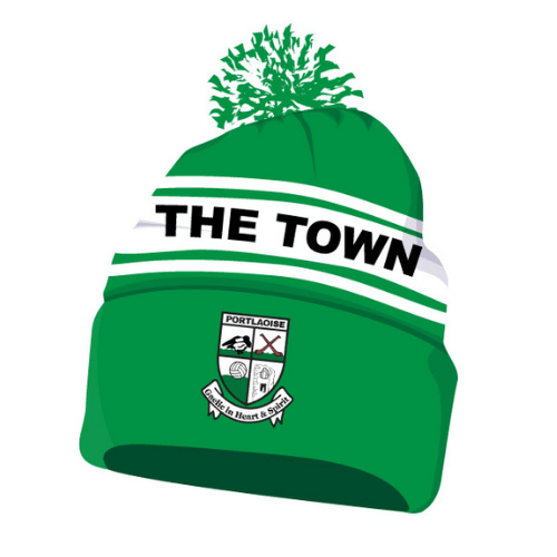 Portlaoise GAA Bobble Hat - Colgan Sports