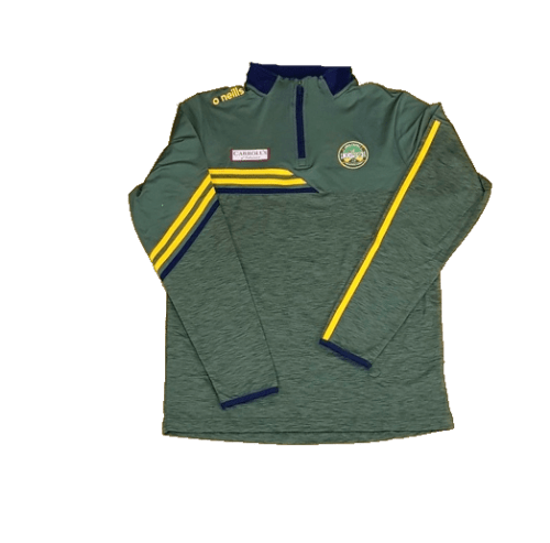 O'Neills Nevis Half-Zip Brush 3-Stripe Offaly 19/20