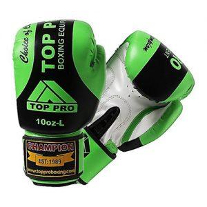 Top Pro Champion Boxing Gloves Colgan_Sports