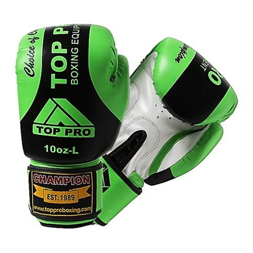 Top Pro Champion Boxing Gloves Colgan_Sports