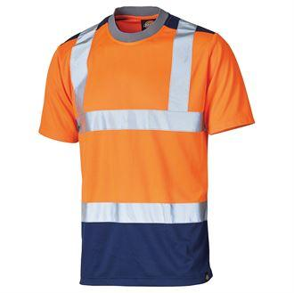 High-vis two-tone t-shirt (SA22081) Colgans