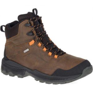 Merrell Mens Forestbound Waterproof Hiking Boots