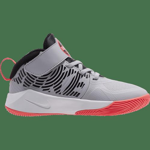 Nike Team Hustle D 9 Little Kids Shoe
