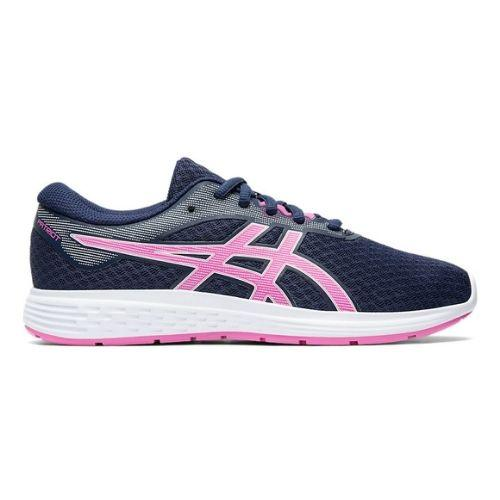 Asics PATRIOT 11 Kids - Navy/Pink