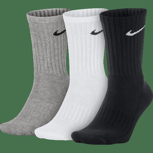 Nike Unisex Cushion Crew Sock 3-Pack