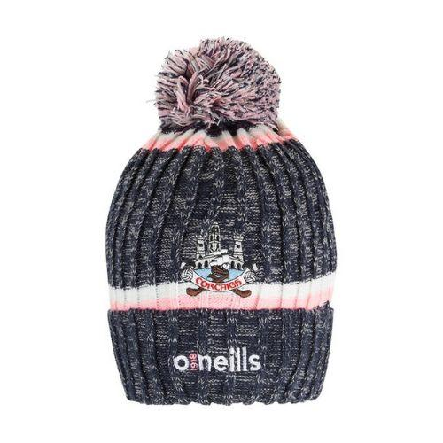 O'Neills Cork GAA Bobble Hat