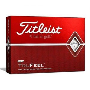 Titleist TruFeel Golf Balls 2020