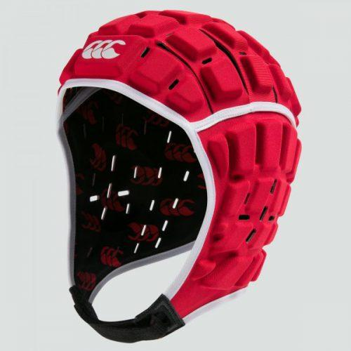 Canterbury Reinforcer Headguard - Red