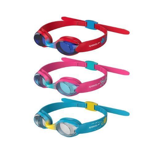 Speedo Sea Squad Illusion Jnr Goggles