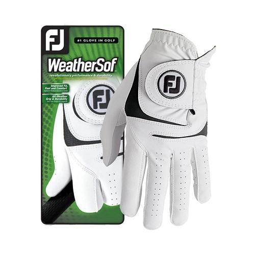 Footjoy Weathersof Men's Golf Gloves MLH