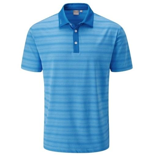 P03358-SB52 Ping Mens Eugene Golf Polo Shirt