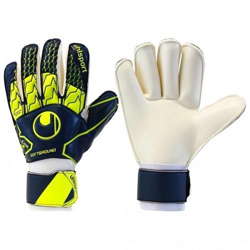 Uhlsport Soft Roll Finger Goalkeeping Gloves