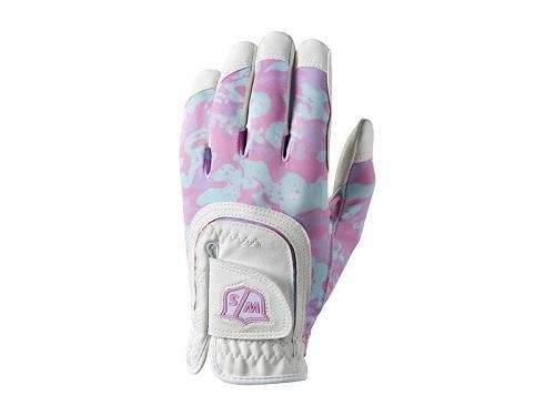 Wilson Fit All Junior Gloves Camo