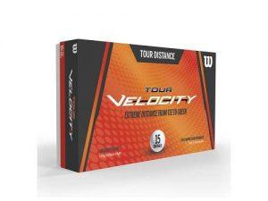Wilson Tour Velocity Distance 15-Ball Colgan Sports