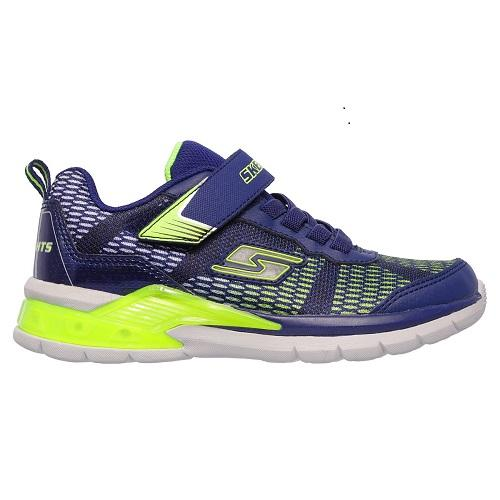 Skechers S Lights Kids Erupters II Lava Waves