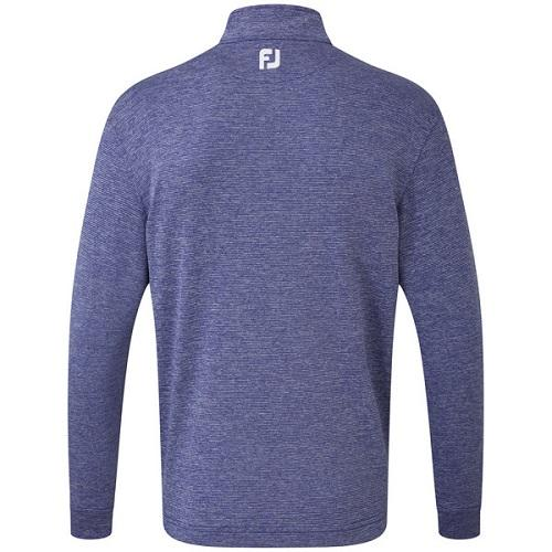 Footjoy Pinstripe Chill-Out Pullover