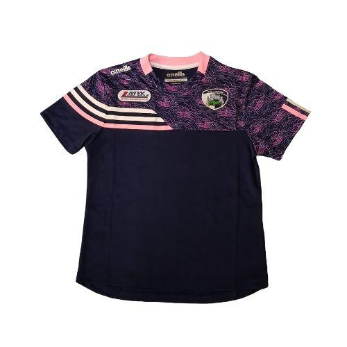 O'Neills Laois GAA Nevis T-Shirt Girls & Ladies
