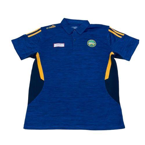 O'Neills Offaly Raven 61 Polo Shirt