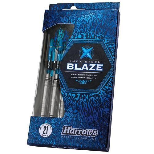 Harrows Blaze Inox Steel Darts