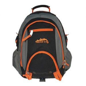 Bolton Backpack grey orange Colgan Sports