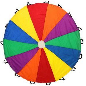 First-Play Parachute 5m (16 Handles)