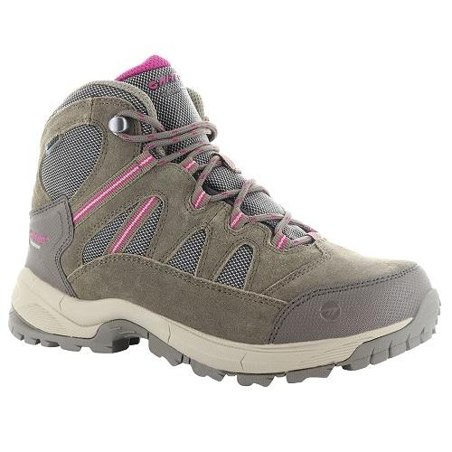 Hi-Tec Women's Bandera Lite Waterproof Walking Boots Colgan Sports