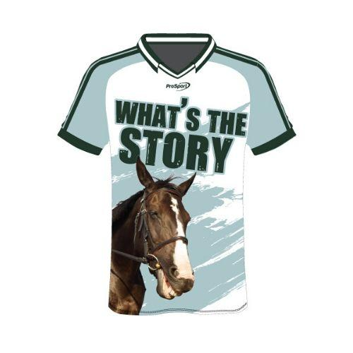 Whats the Story Horse Colgan Sports
