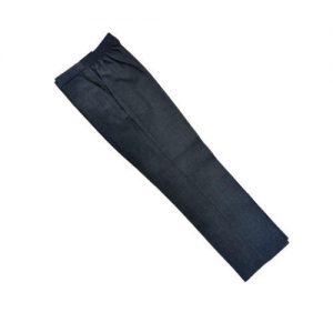 242 Hunter Boys Elastic Waist Trousers Navy