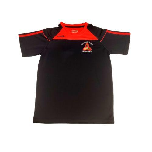 Mountrath Community School Aston Tee Shirt Colgan Sports