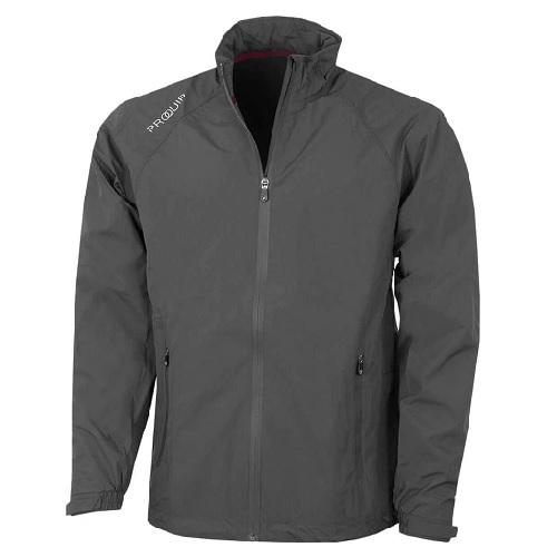 Proquip Mens Tempest Waterproof Lightweight Full Zip Golf Rain Jacket Colgan Sports
