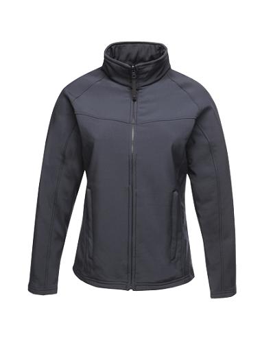 Coláiste Iosagáin Soft Shell Jacket Ladies Colgan Sports