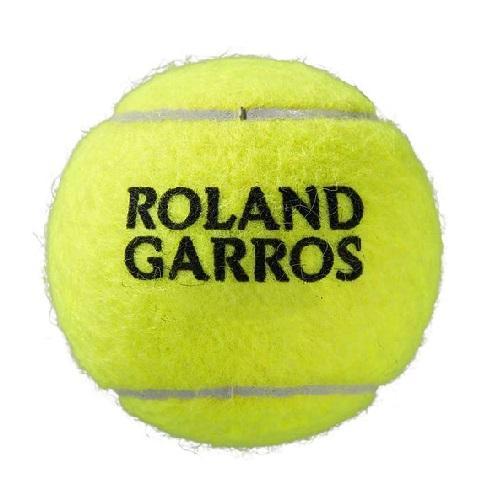 Wilson Roland Garros All Court Tennis Balls (3 Ball Can) Colgan Sports