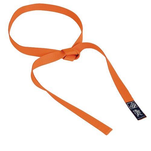 Rucanor Judo Belts orange