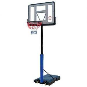 63509 Sure Shot Pro Shot Basketball Hoop and Stand