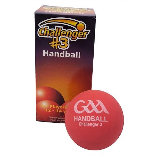 Challenger 3 Handball (Box of 2)